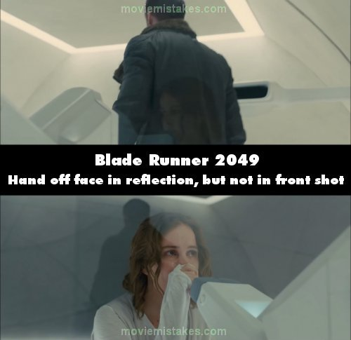 Blade Runner 2049 mistake picture