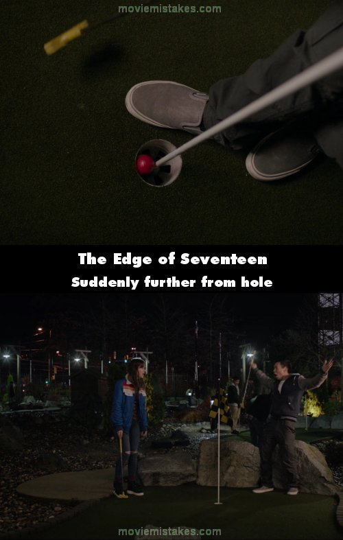 The Edge of Seventeen mistake picture