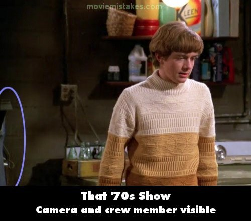 That '70s Show mistake picture
