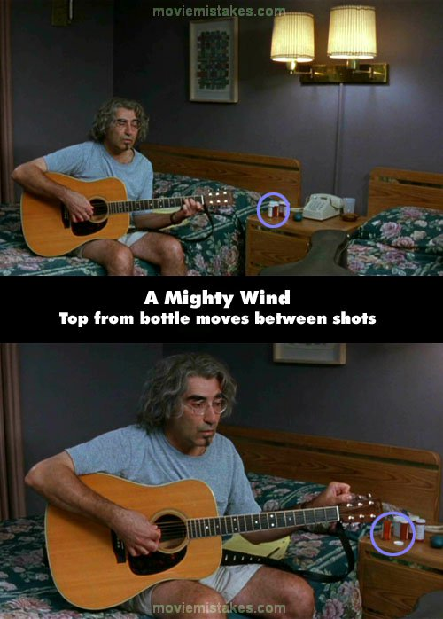 A Mighty Wind mistake picture