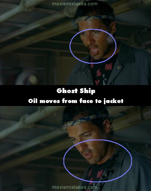Ghost Ship mistake picture