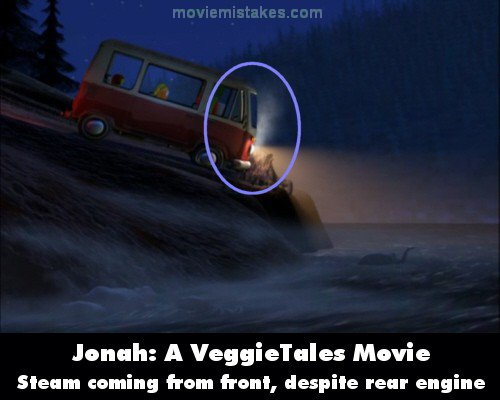 Jonah: A VeggieTales Movie picture