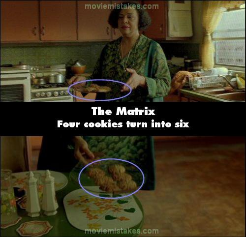 The Matrix 1999 Movie Mistake Picture Id 26636