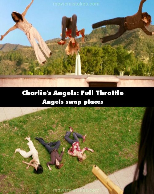Charlie's Angels: Full Throttle picture
