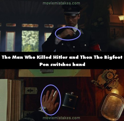 The Man Who Killed Hitler and Then The Bigfoot picture