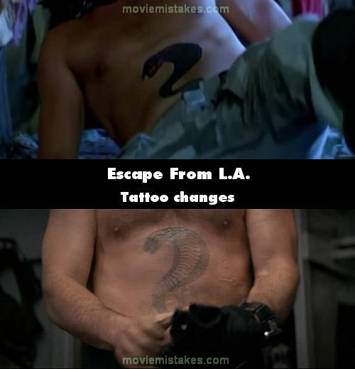 Escape From L.A. picture