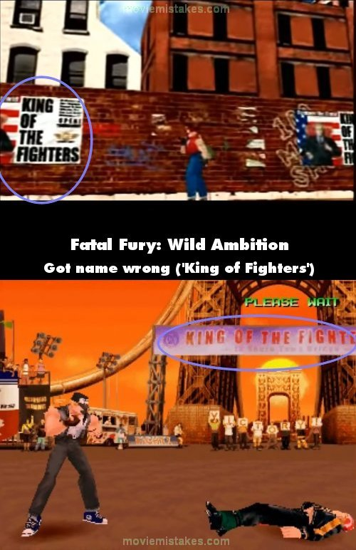 Fatal Fury: Wild Ambition picture