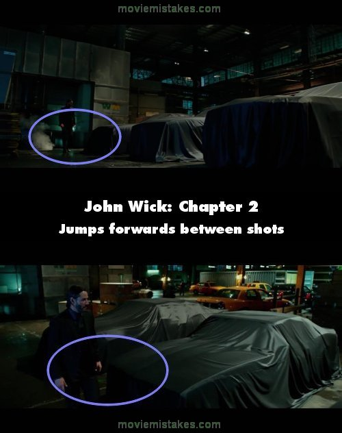 John Wick Chapter 2 2017 Movie Mistake Picture Id 306495