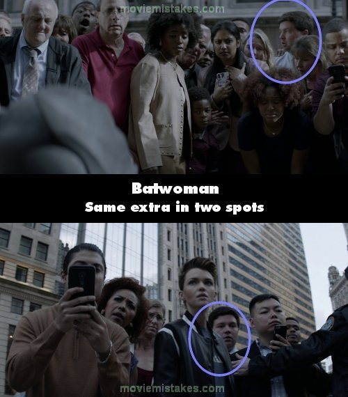 Batwoman mistake picture
