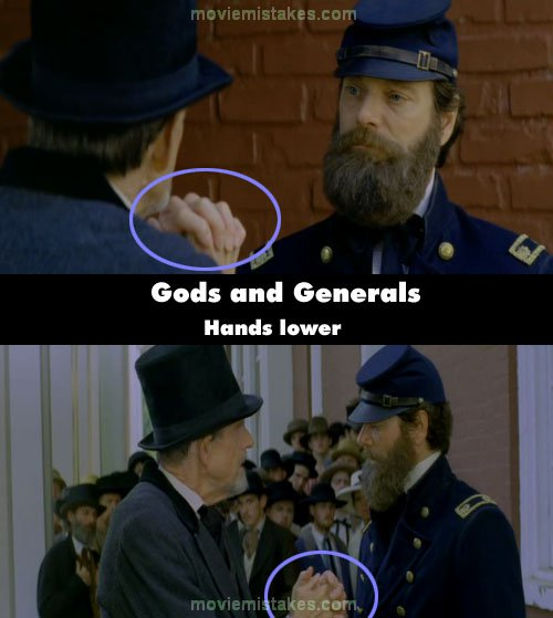 Gods and Generals picture