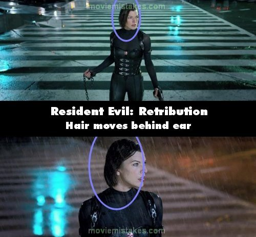 Resident Evil Retribution 2012 Movie Mistake Picture Id 315238