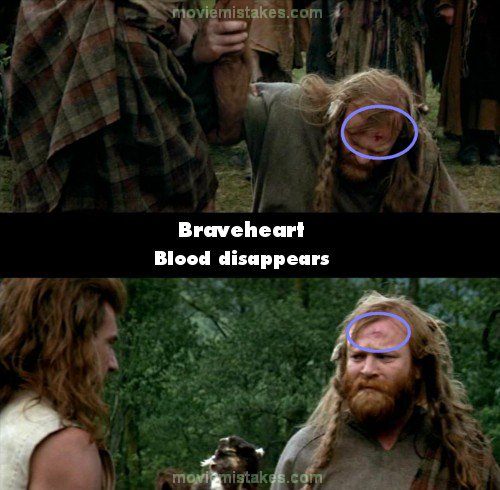 Braveheart mistake picture