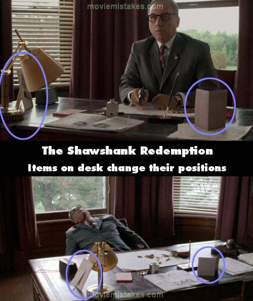 shawshank redemption movie questions Log in with facebook the shawshank redemption questions and answers the question and answer sections of our study guides are a great resource to ask questions, find.