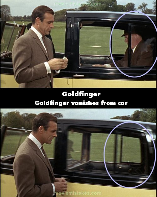 Goldfinger mistake picture
