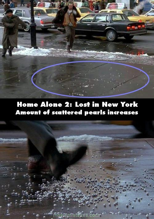 Home Alone 2: Lost in New York mistake picture