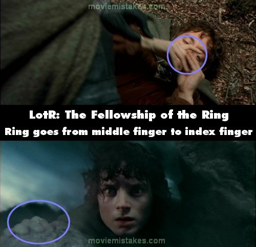 Biggest Mistakes In Lord Of The Rings