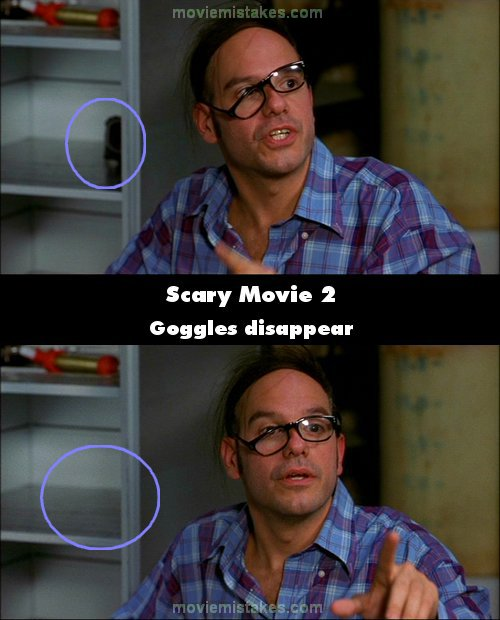 Scary Movie 2 (2001) Movie Mistake Picture (ID 42685