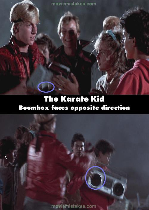 Karate Kid Trivia Questions