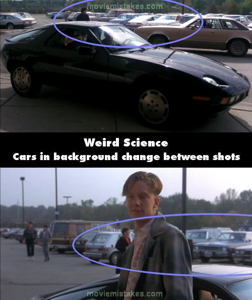 Weird Science picture