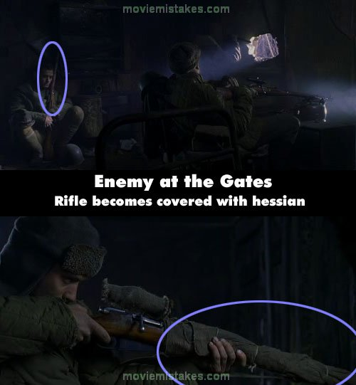 Enemy at the Gates mistake picture