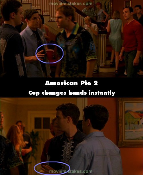 American Pie 2 2001 Movie Mistake Picture Id 47423