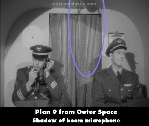Best horror movie mistake pictures of all time for Outer space planning and design group