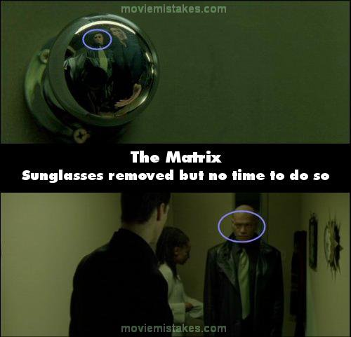 Pictures of the matrix movie