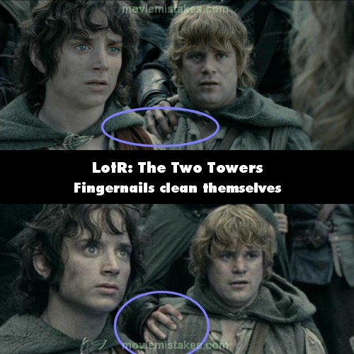 The Lord of the Rings: The Two Towers picture