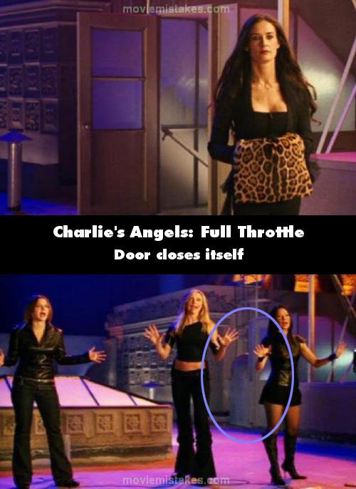 Cameron diaz drew barrymore lucy liu charlies angels 2 - 3 part 9