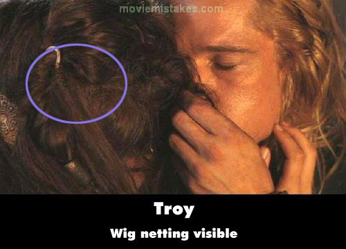 Troy 2004 Movie Mistake Picture Id 60854