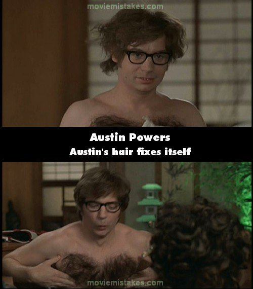 Austin powers movies alota vagina