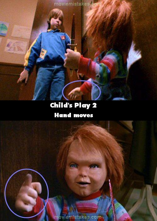 childs play 2 1990 movie mistake picture id 66190