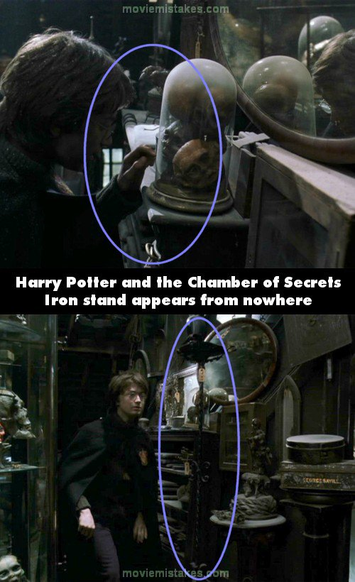 harry potter and the chamber of secrets 2002 movie