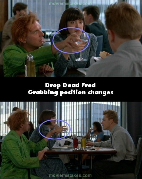Drop Dead Fred 60 Movie Mistake Picture ID 60 Stunning Fred The Movie Quotes