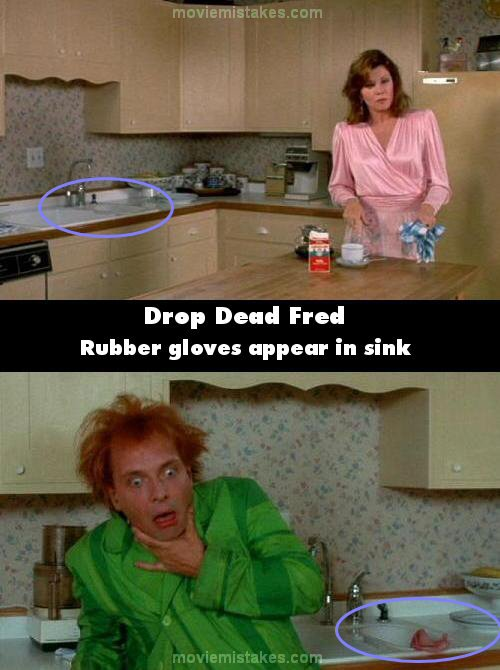 Drop Dead Fred 60 Movie Mistake Picture ID 60 Awesome Fred The Movie Quotes