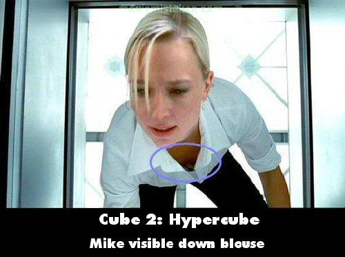 About kate in hypercube movie