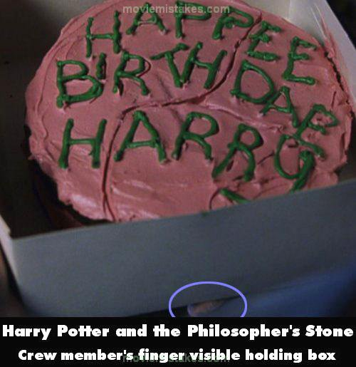 Image Result For Harry Potter Birthday Cake Movie