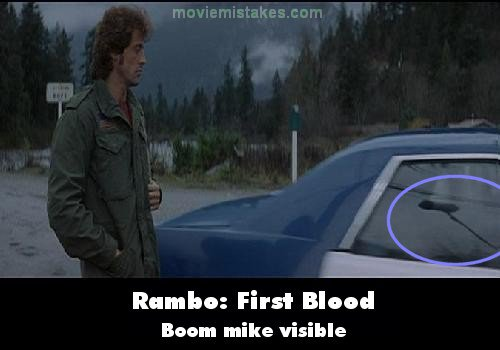 Rambo: First Blood mistake picture