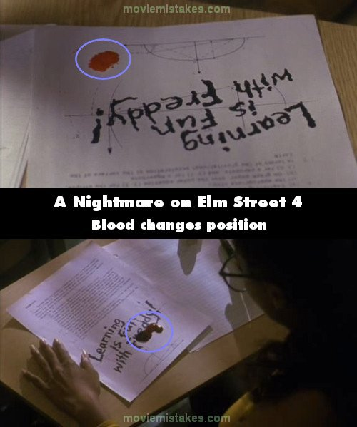 A Nightmare on Elm Street 4 picture