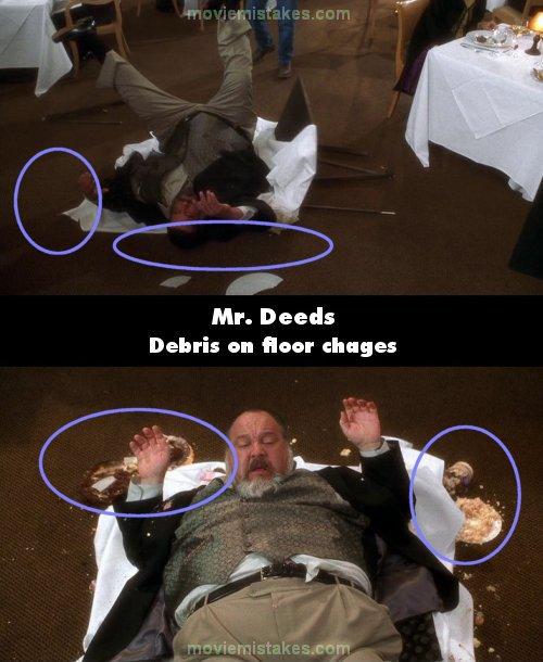 Mr Deeds Old Man