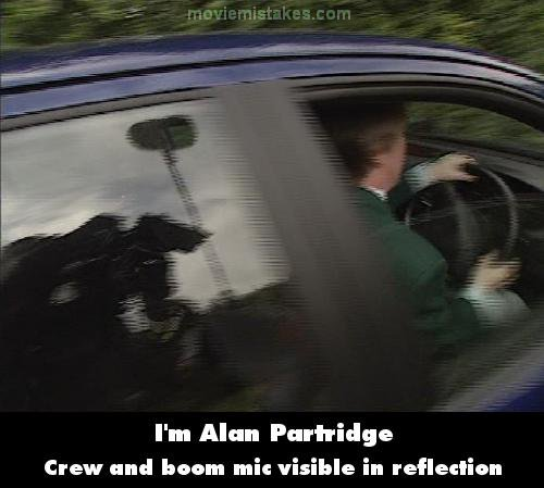 I'm Alan Partridge mistake picture