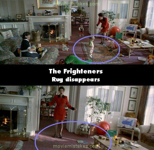 The Frighteners mistake picture