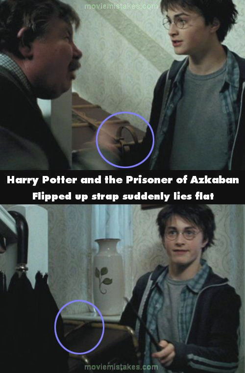 plot flaws of the movie harry potter and the prisoner of azkaban Movie, then take our harry potter quiz elsewhere on this website contents 1 harry potter and the prisoner of azkaban 2 azkaban by: the john ankerberg show.