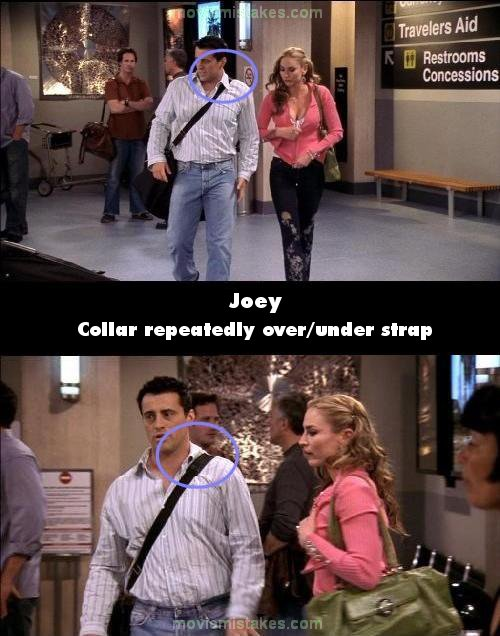 Joey mistake picture
