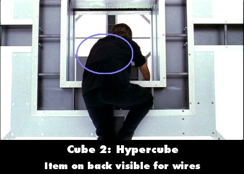 Cube 2: Hypercube picture