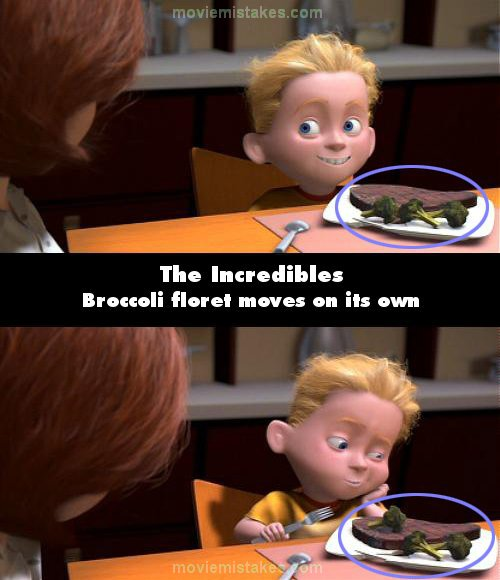 the incredibles 2004 movie mistake picture id 82747
