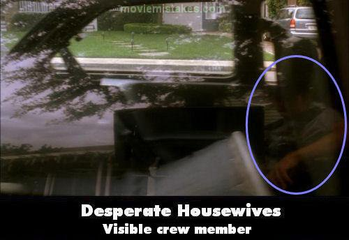 Desperate Housewives mistake picture