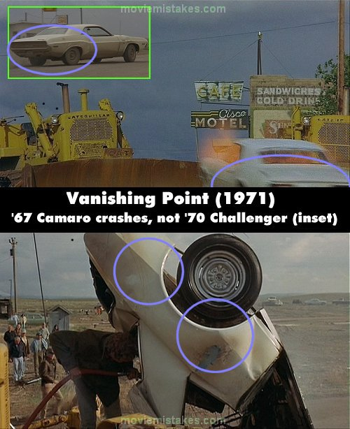 Vanishing Point mistake picture