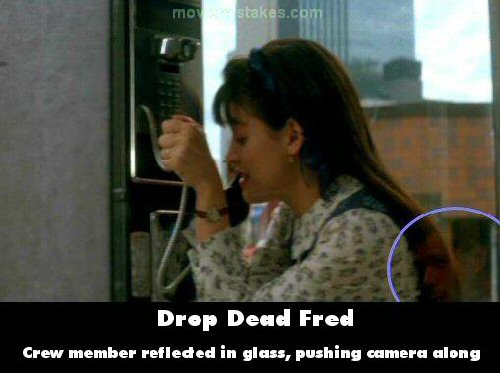 Drop Dead Fred 1991 Movie Mistakes Goofs And Bloopers
