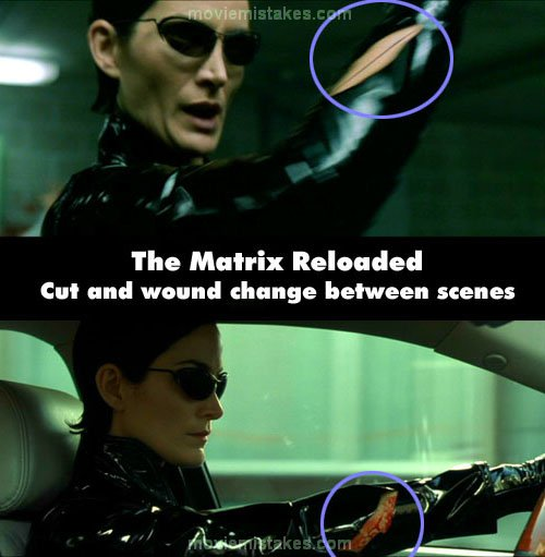 The Matrix Reloaded picture